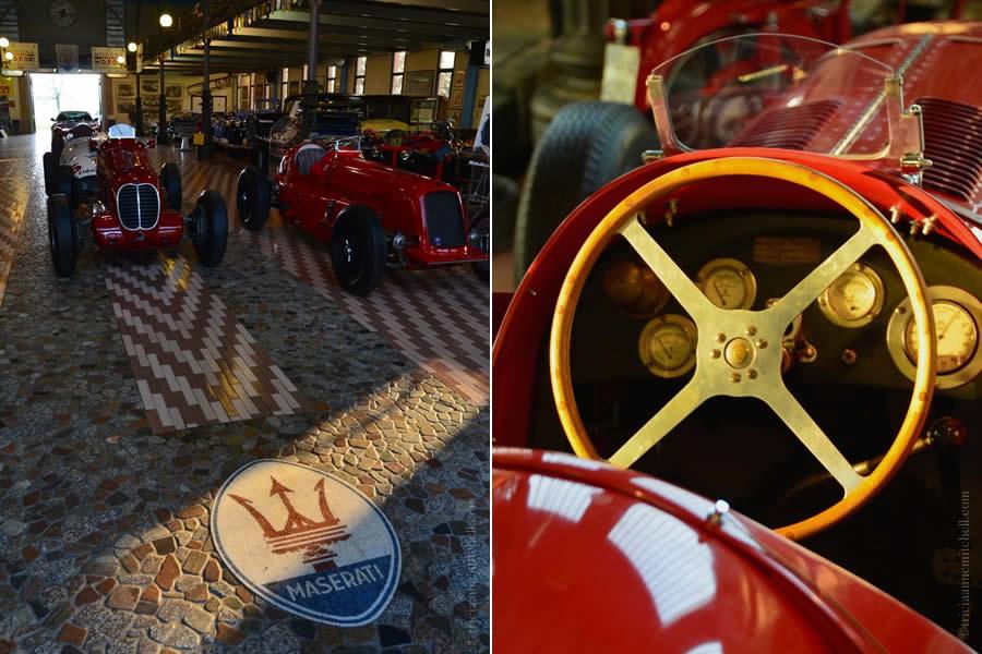 Hombre Vintage Italian Car Collection Modena Italy