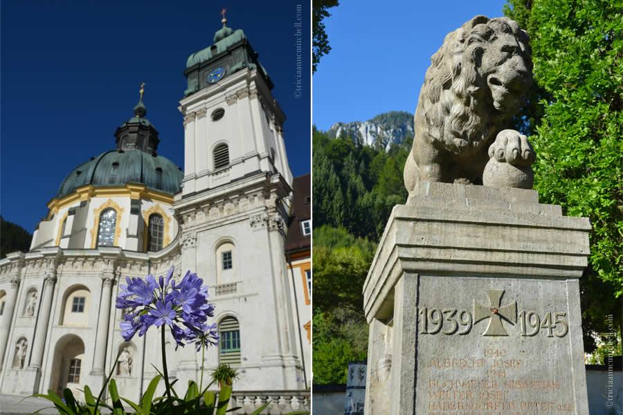 Kloster Ettal Monastery Germany