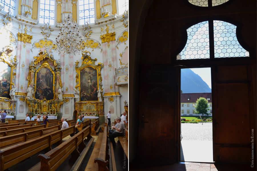 Kloster Ettal Oberbayern