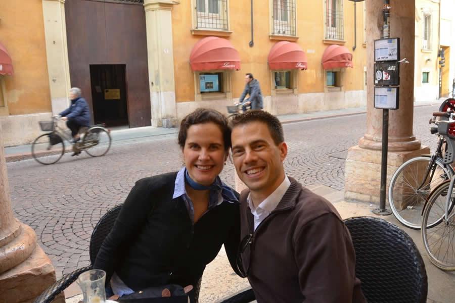 Modena Cafe Italy T & S
