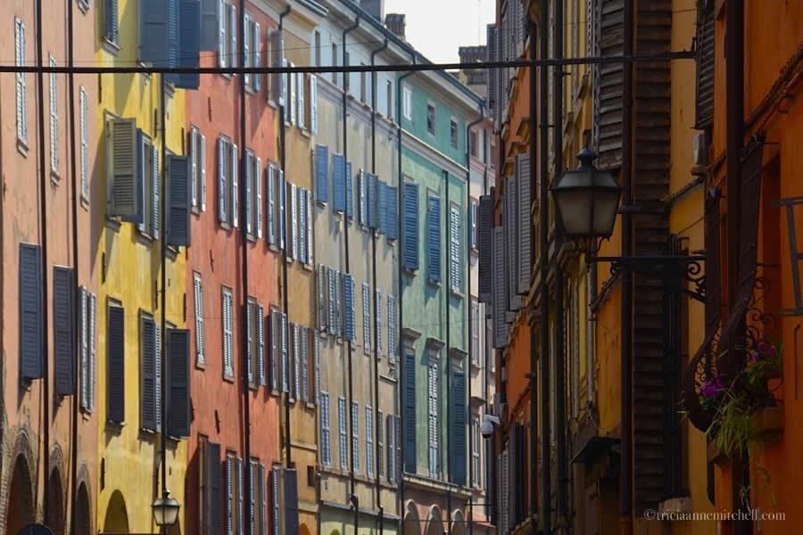Modena Italy architecture