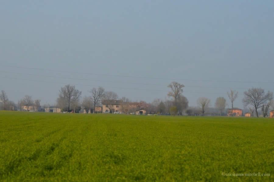 Modena Italy Countryside