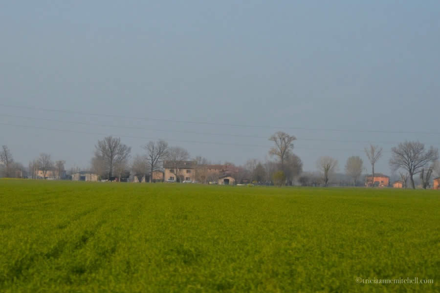 Modena Italy Countryside