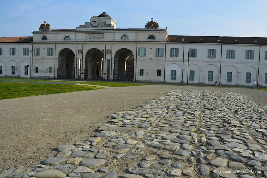 Modena Italy Il parco archeologico