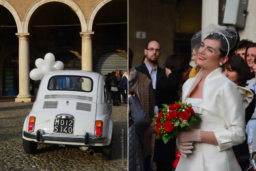 Modena Italy matrimonio wedding