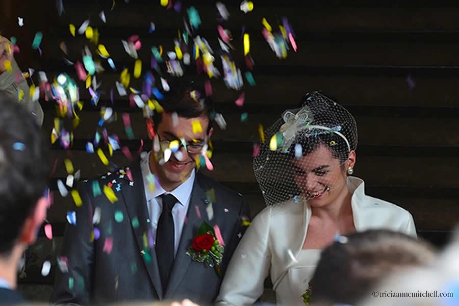 Modena Italy Wedding Couple