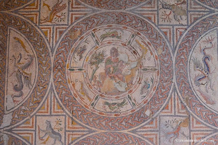 Mosaic work Split Archaeological Museum