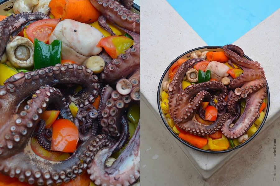 Octopus Peka Croatia