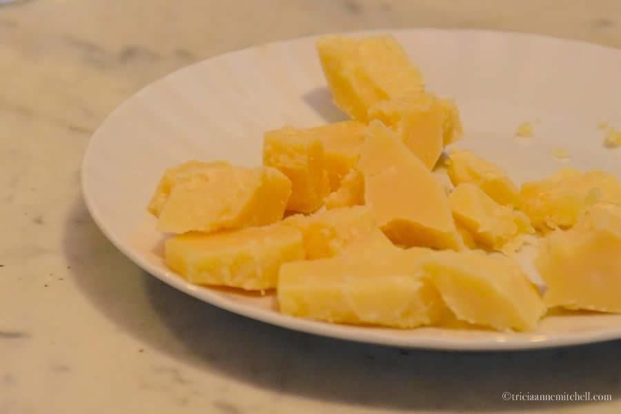 Parmigiano Reggiano Hombre Modena