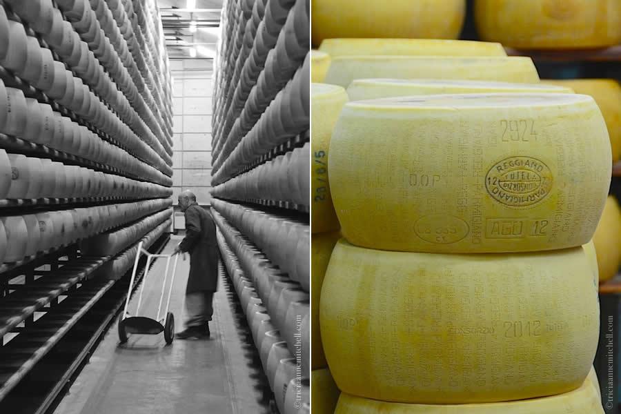Parmigiano Reggiano Organic Modena