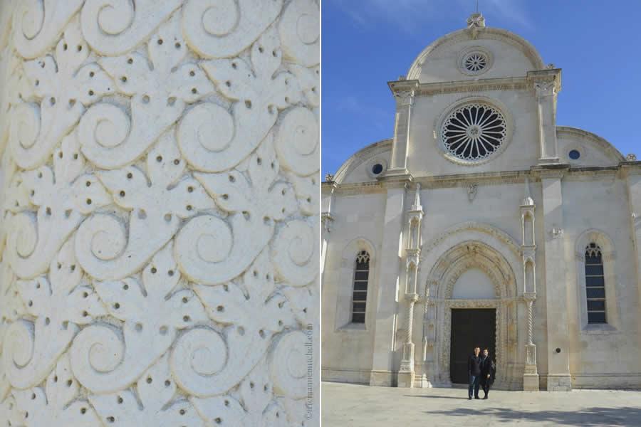 Sibenik Cathdral Croatia Sv. Jakova