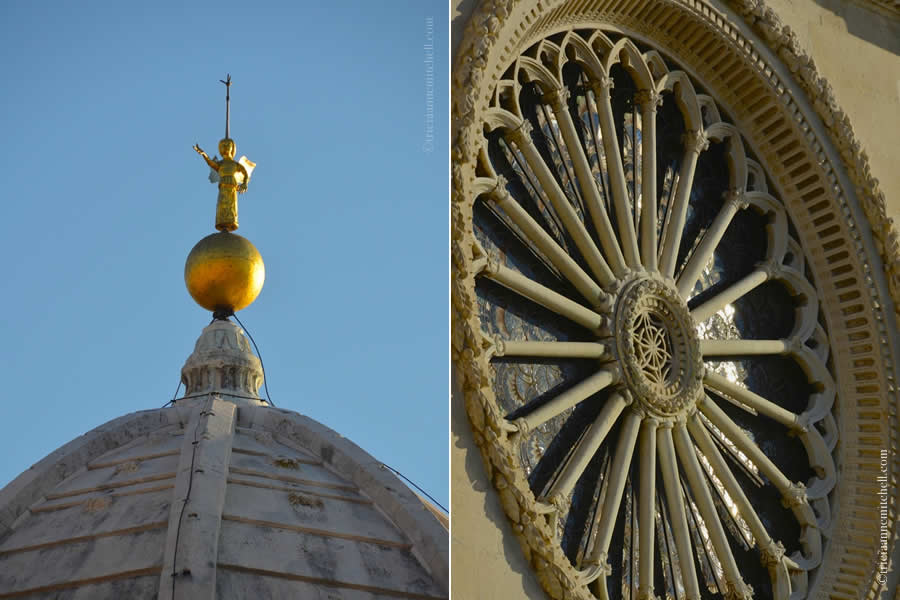 Sibenik Cathedral Architecture