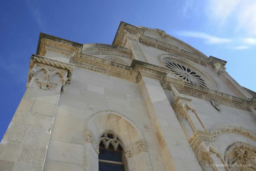 Sibenik Cathedral Katedrala sv. Jakova