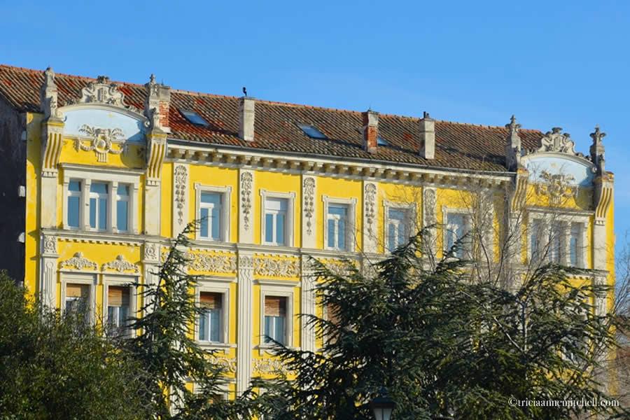 Sibenik Croatia Architecture