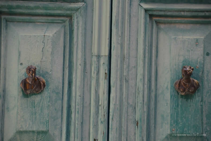 Sibenik Croatia Doors