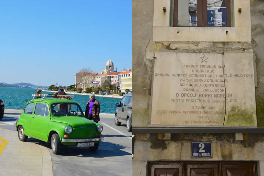 Sibenik Croatia history