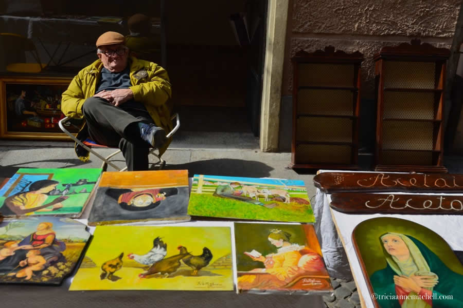 Art Vendor Modena Italy