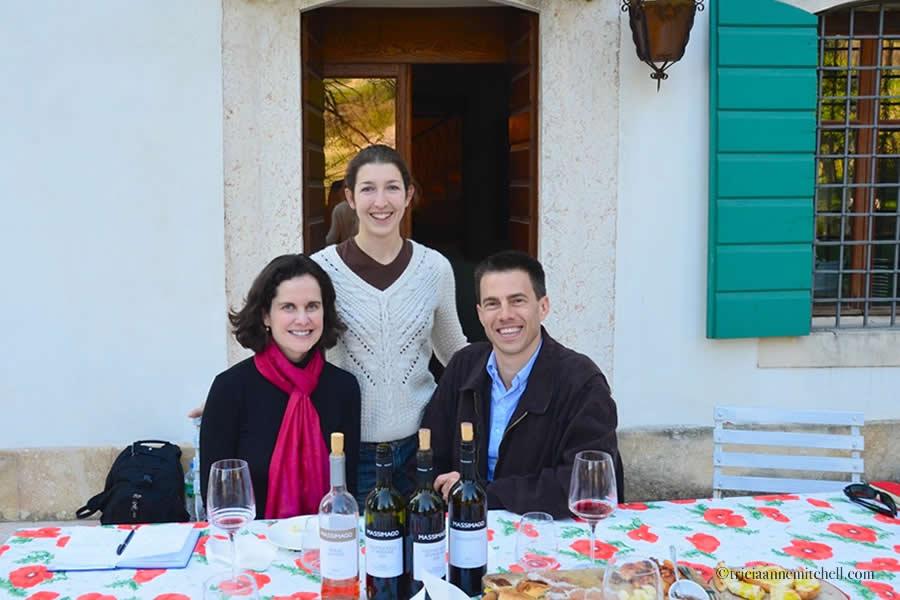 Massimago Winery Mezzane di Sotto Italy