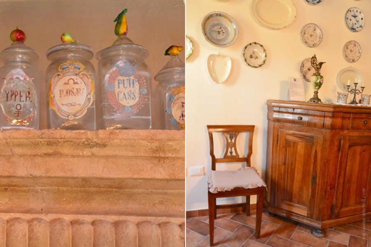 Massimago Winery Verona Italy Interior