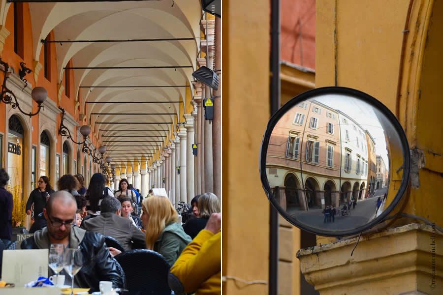 Modena Italy Street Scenes