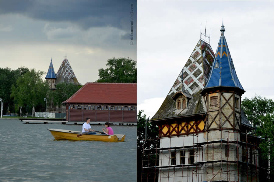 Palic Lake Boating