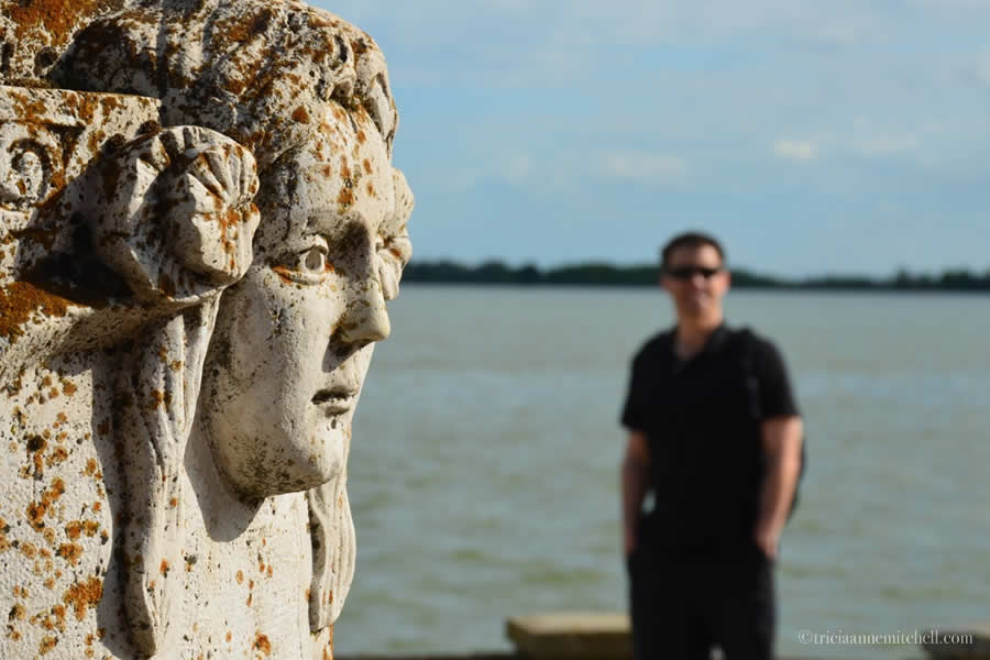 Palic Lake Fountain