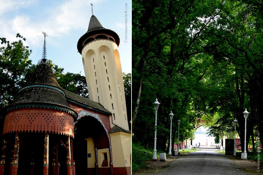 Palic Water Tower Serbia