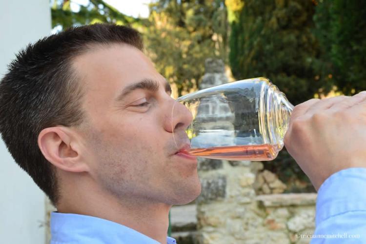Shawn Wine Tasting Near Verona