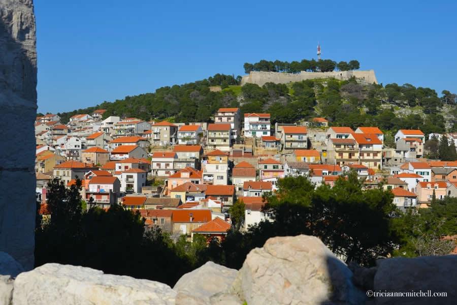 Sibenik Croatia Homes