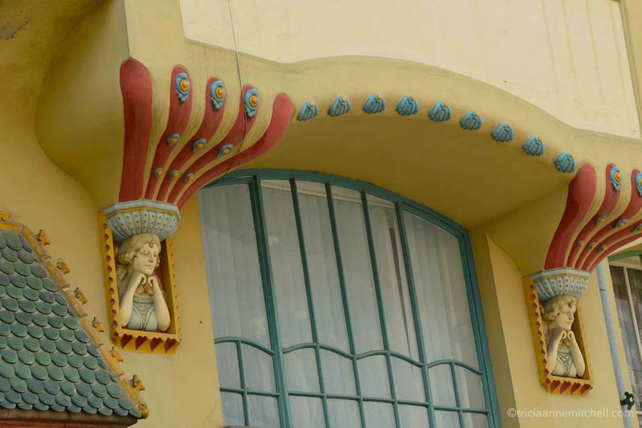 Subotica Art Nouveau architecture Serbia