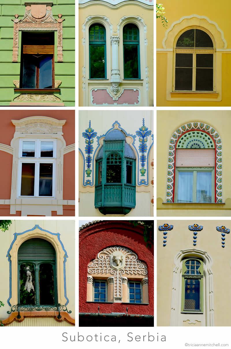 Subotica Serbia Art Nouveau Architecture