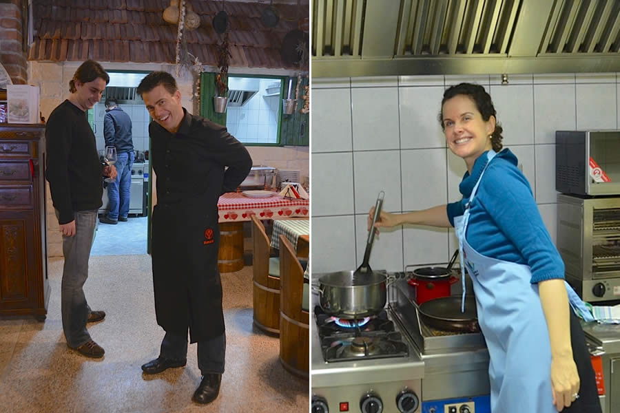 Cooking Class Split Croatia Kastela