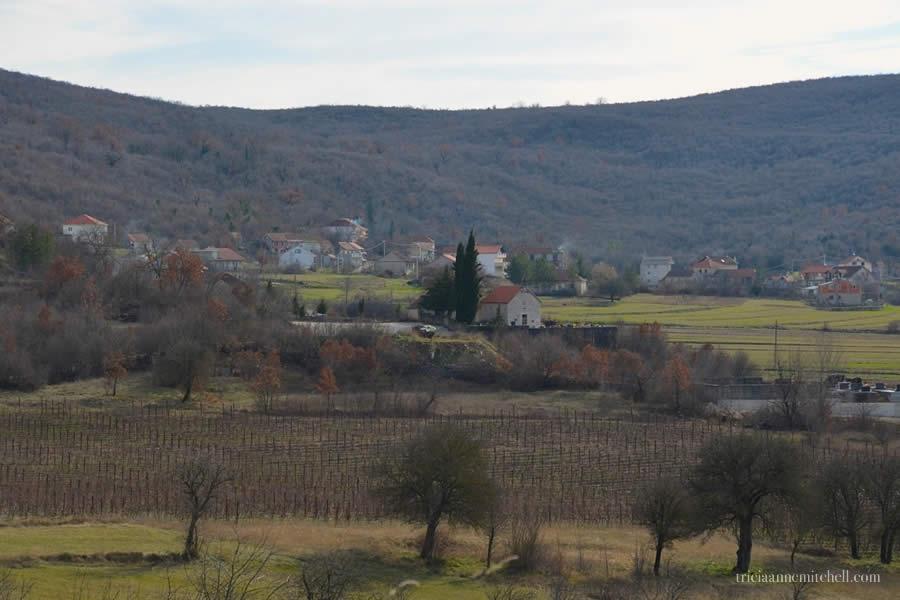 Croatian Countryside Krolo Winery