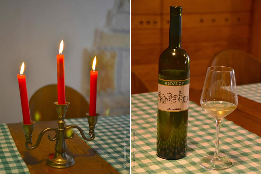 Croatian Marastina Wine Cooking Class Split