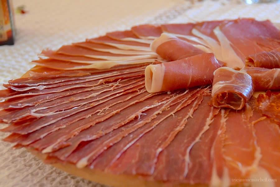 Croatian Prsut Ham