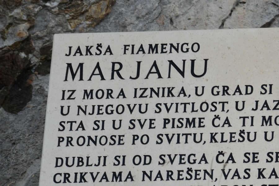 Jaksa Marjanu Split Croatia