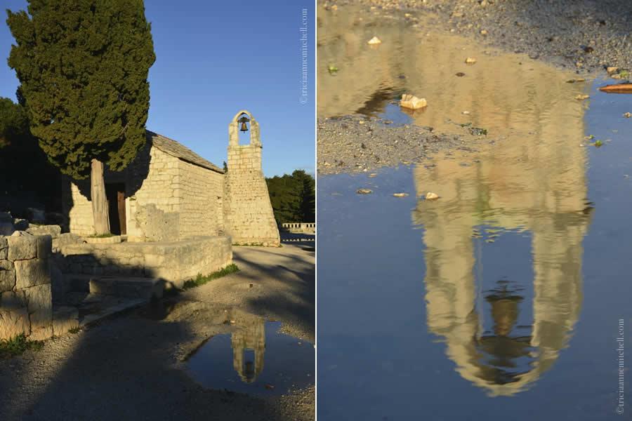 Marjan Church Reflections Split Croatia