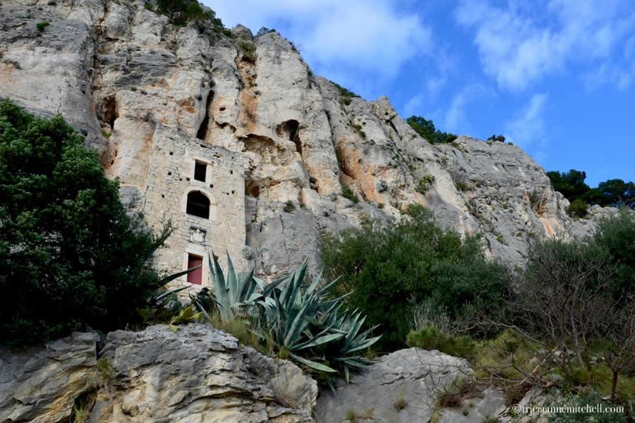 Marjan Split Croatia Cave Churches