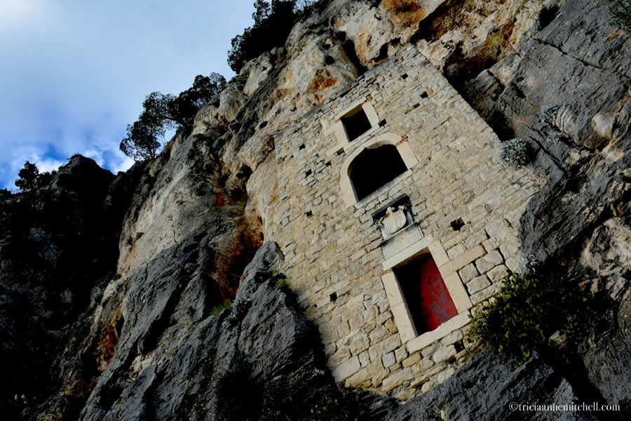 Marjan Split Croatia Church Cave