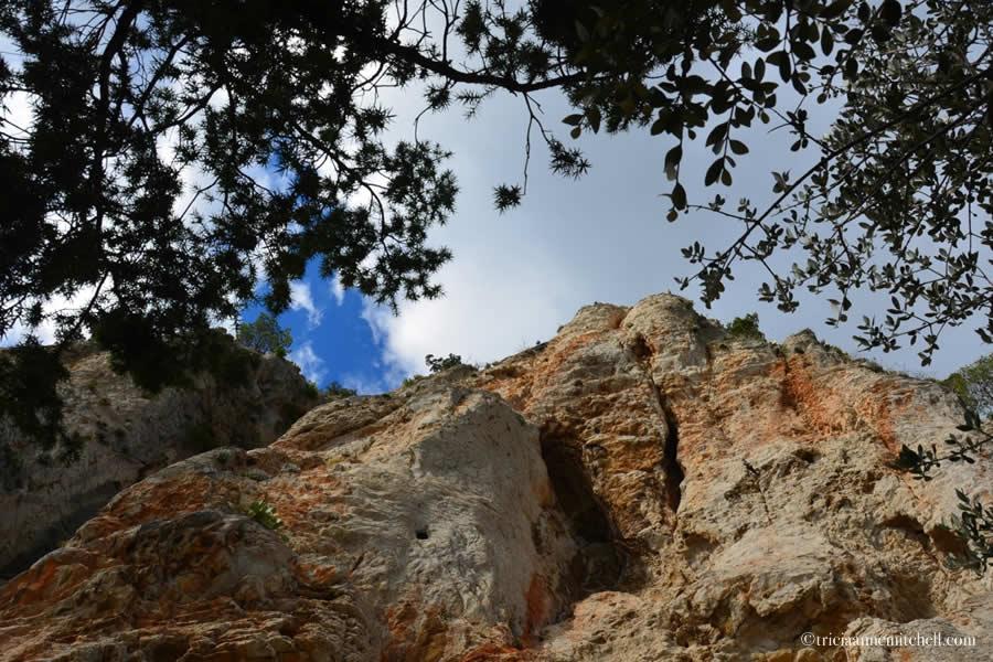 Marjan Split Croatia Hiking