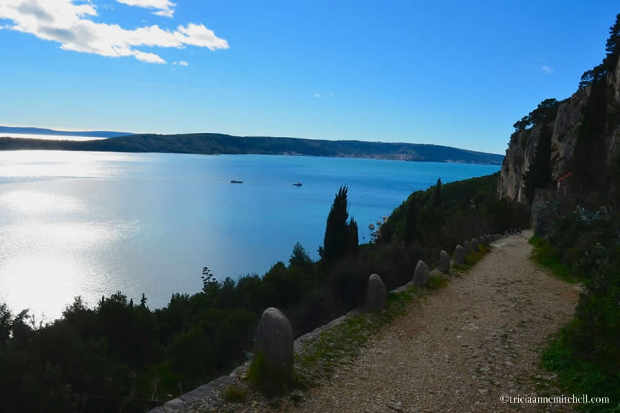 Marjan Split Croatia Path