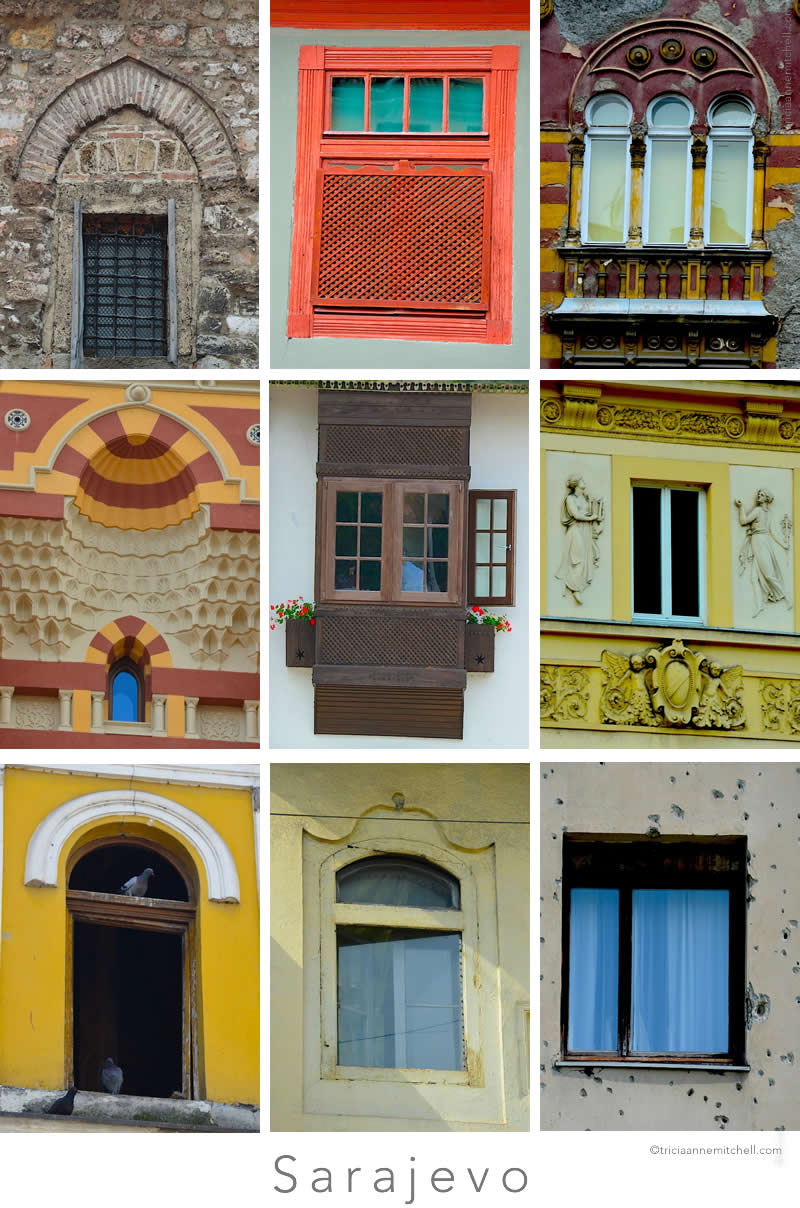 Sarajevo Windows