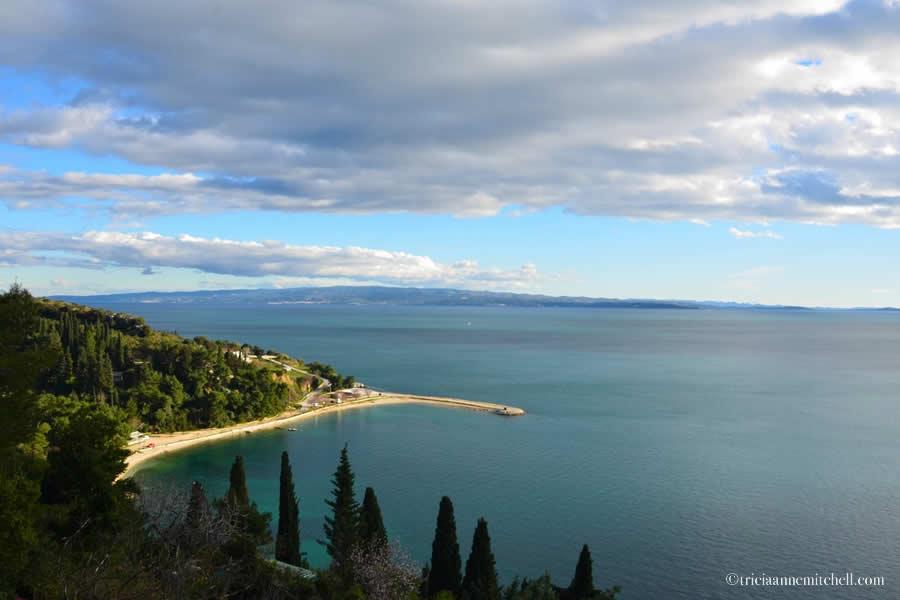 Split Croatia Adriatic Sea