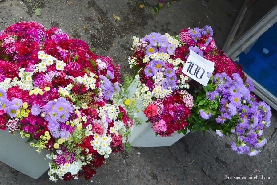 Belgrade Flowers for sale market