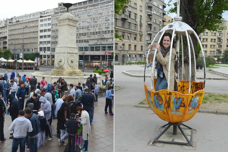 Belgrade Street Scenes