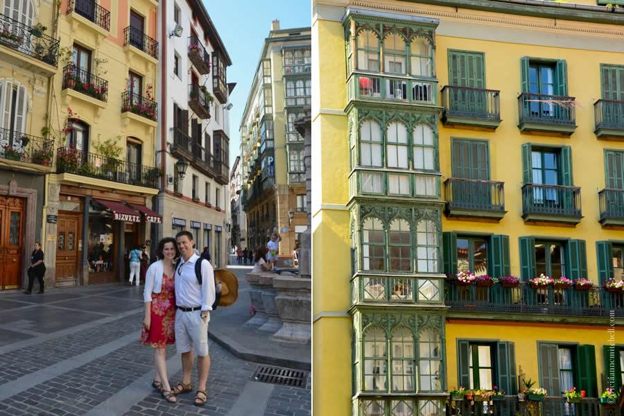 Bilbao Casco Viejo Old Town