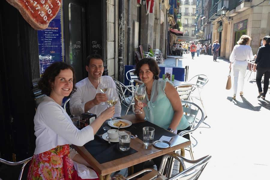 Bilbao Tapas Pintxos Restaurant