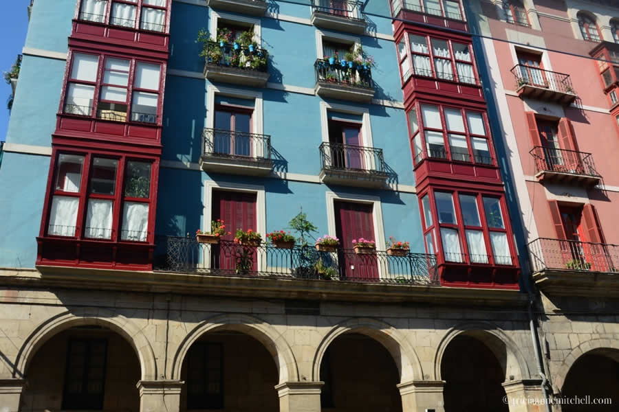 Bilbao Windows miradores