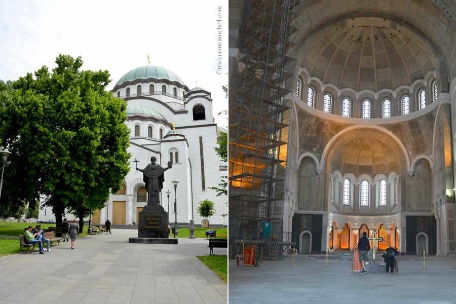 Church of Saint Sava Belgrade