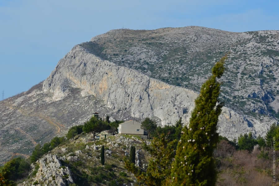 Game of Thrones Tour Croatia Rugged Mountains